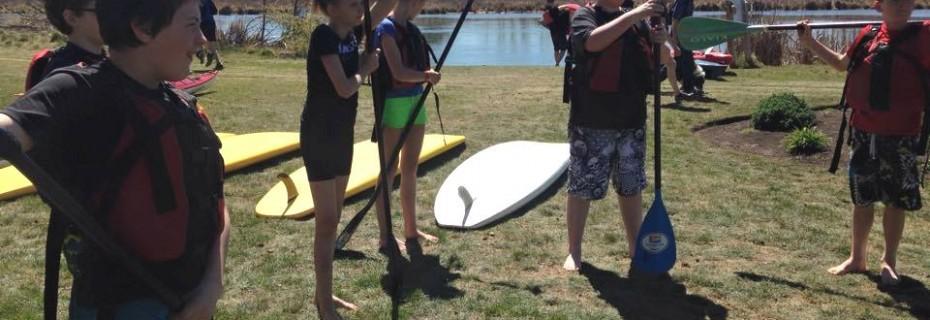 Paddle Boarding Elective 2015
